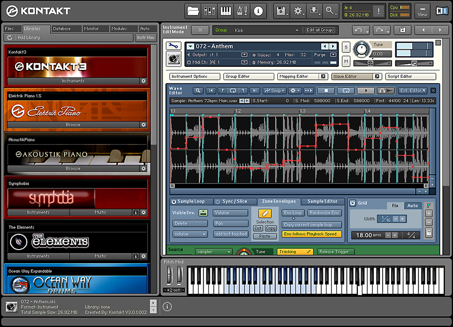 Why I love Native Instruments Kontakt and why you should too