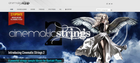 cinematic strings torrent