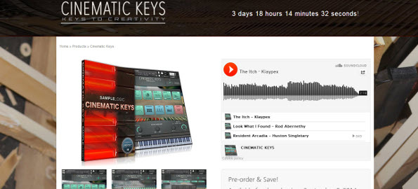 cineamtic_keys
