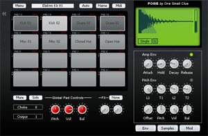Poise Is The Best Mpc Style Drum Sampling Software Available